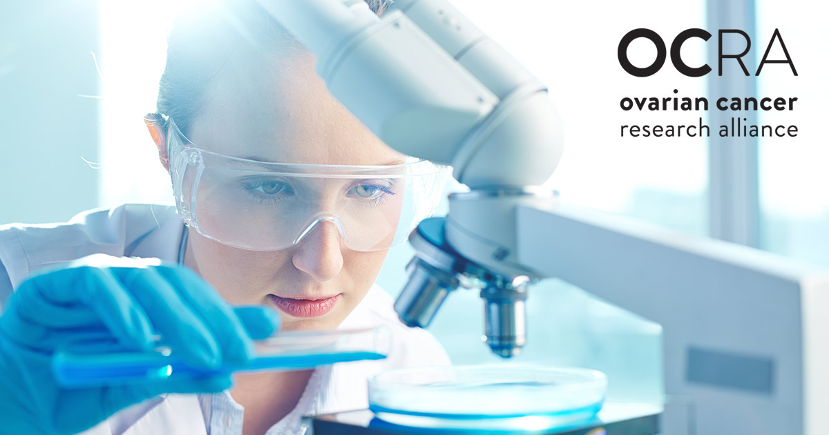 Symptoms and Detection - Ovarian Cancer Research Alliance