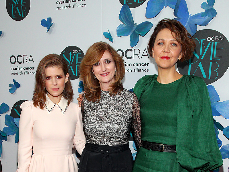OCRA STYLE LAB Kate Mara and Maggie Gyllenhaal