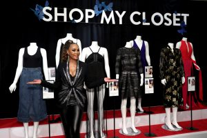 Vivica A. Fox with Shop My Closet