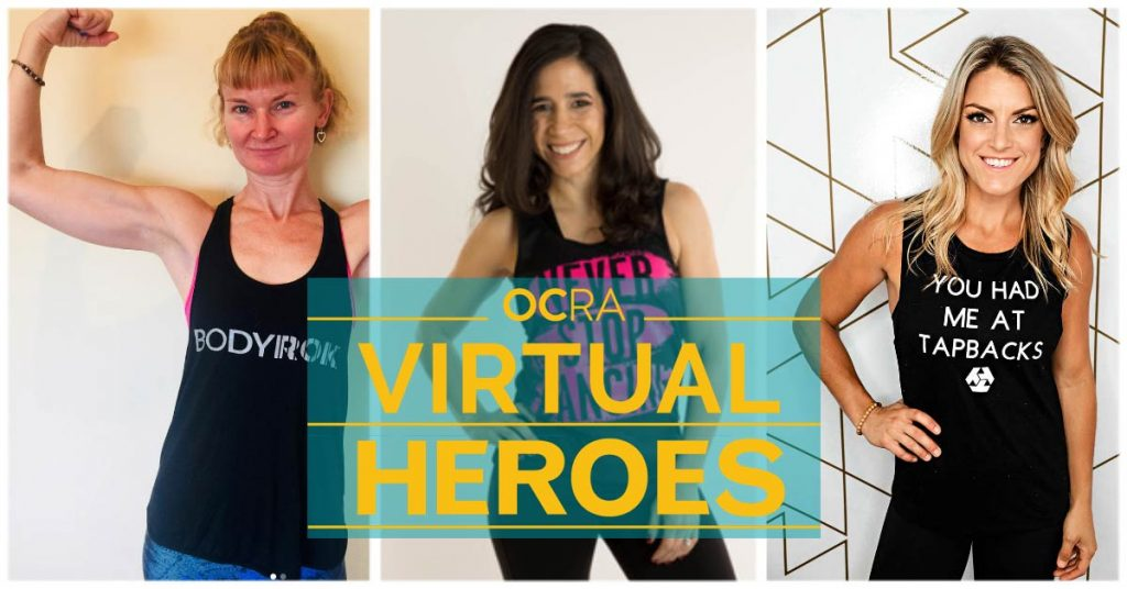 OCRA Virtual Heroes June Classes