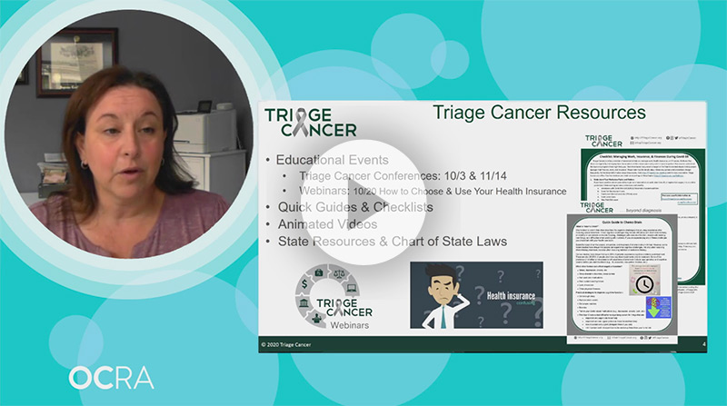 Navigating Financial Fallout from Cancer Video