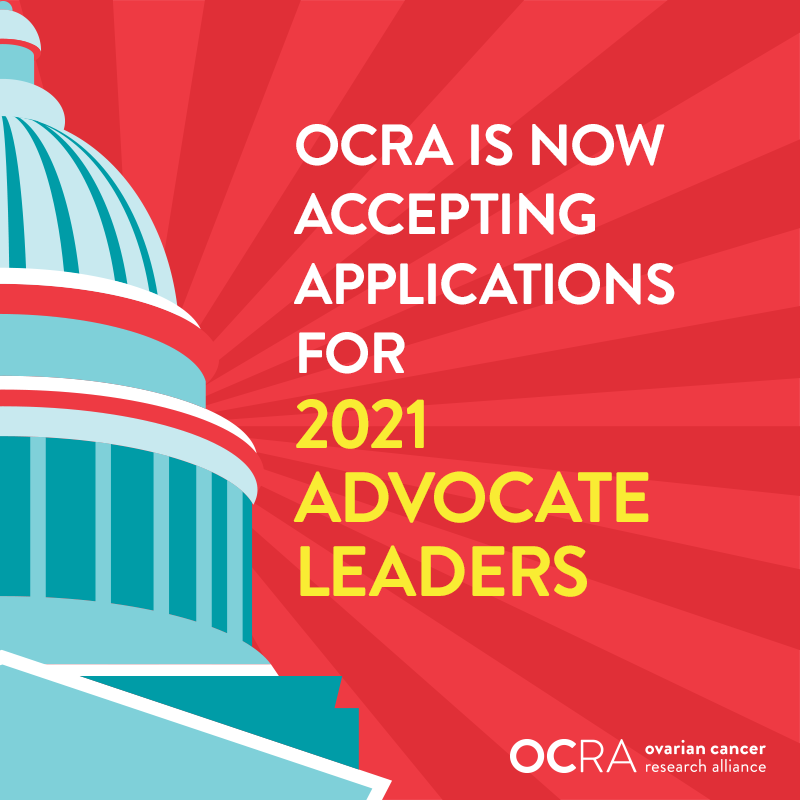 Now accepting applications for Advocate Leaders
